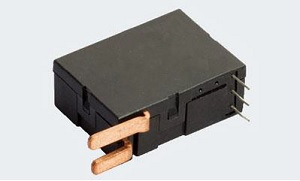 Magnetic latching relay 40A 250VAC