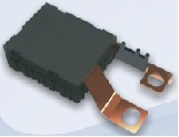 Low energy consumption, long life power relay