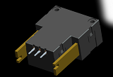 80A to 100A 250VAC Latching Relay for Energy Meter