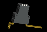 80A - 100A 250VAC Latching Relay with Long Electrical Life